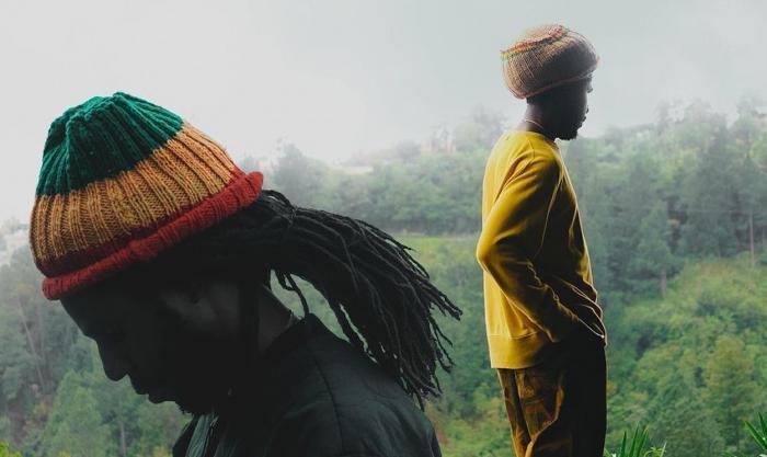 Chronixx ft Kabaka Pyramid 'Same Prayer' le clip