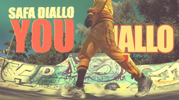Safa Diallo 'You' le clip