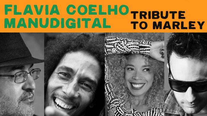 Flavia Coelho X Manudigital 'Tribute To Marley'