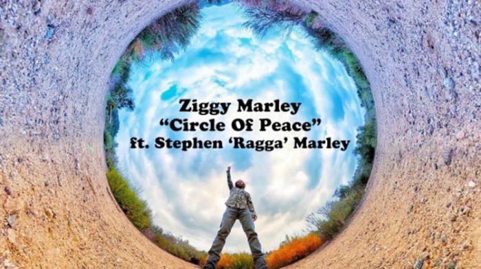 Ziggy Marley - Circle of Peace lyrics video
