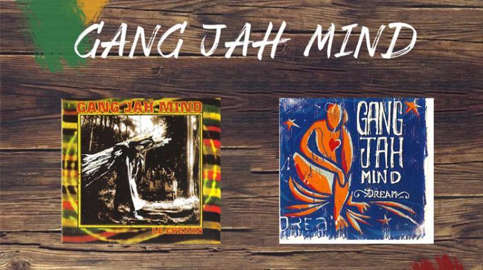 Gang Jah Mind enfin dispo en format digital