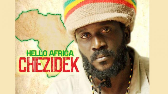 Chezidek : déjà un nouvel album 'Hello Africa'