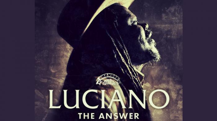 Luciano : l'album The Answer enfin dispo