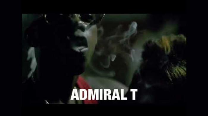 Admiral T - Walking Dead le clip