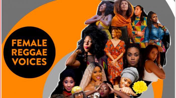 Reggae Female Voices : un riddim 100% féminin
