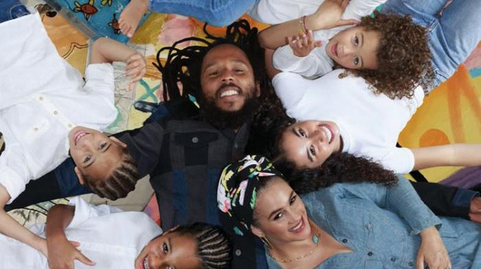 Ziggy Marley : un nouvel album familial