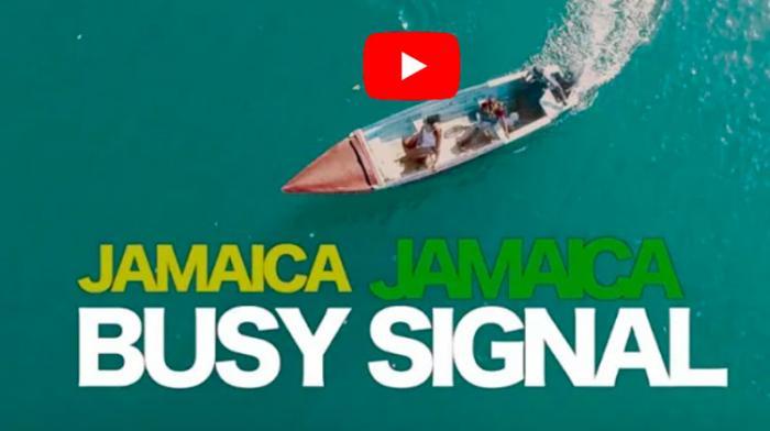 Busy Signal - Jamaica Jamaica le clip