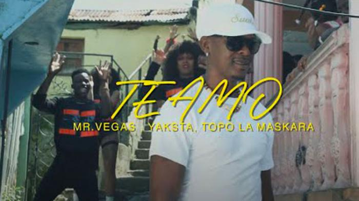 Mr Vegas en mode reggaeton