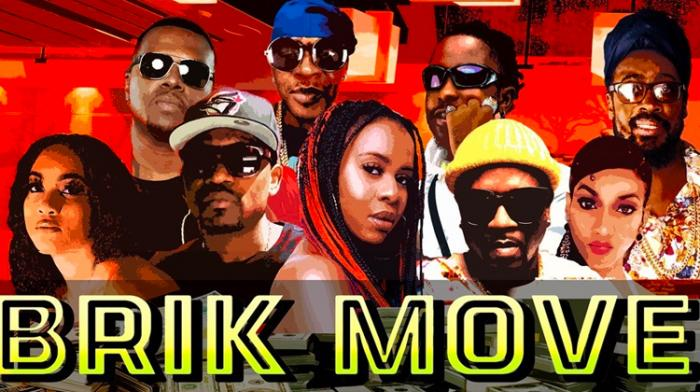 Brik Move Riddim chez Maximum Sound