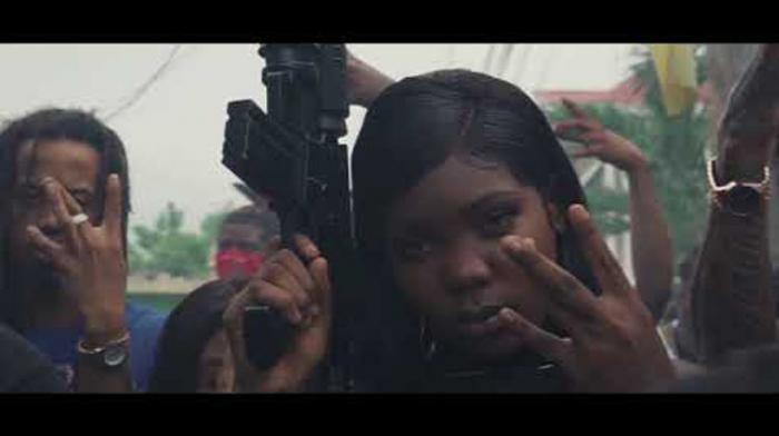 Vybz Kartel 'Yami Bolo' le clip ultra violent