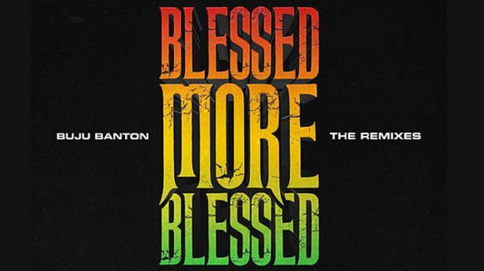Buju Banton : une série de remixes pour Blessed