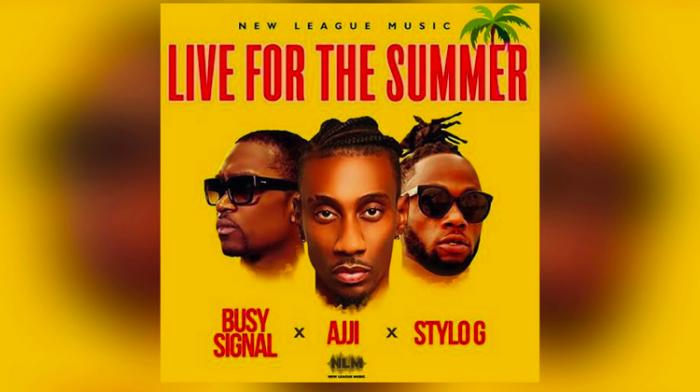 Stylo G - Live For The Summer Feat. Ajji and Busy Signal