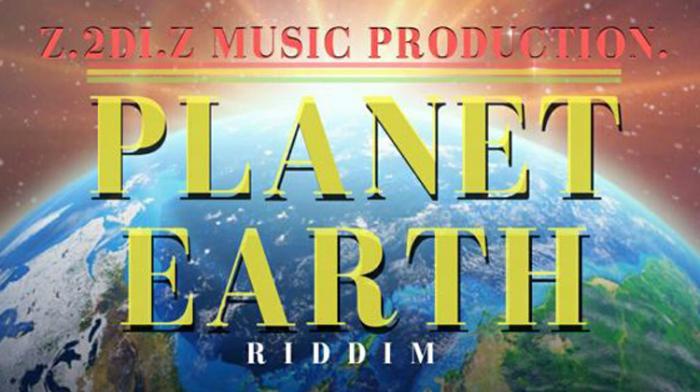 Planet Earth Riddim par Zed2diZee