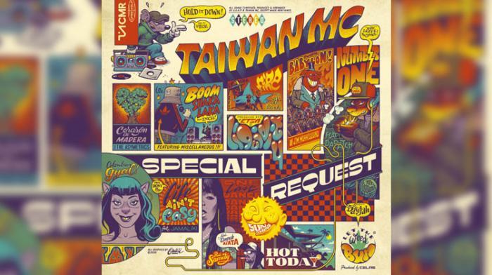 Taiwan Mc : nouvel album Special Request
