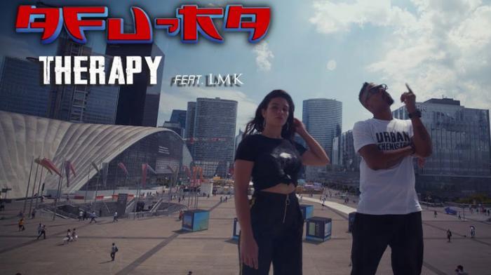 Afu-Ra 'Therapy' feat. LMK