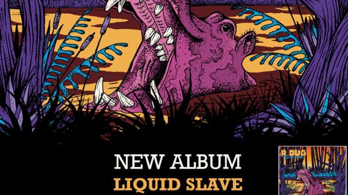 R-Dug nouvel album Liquid Slave
