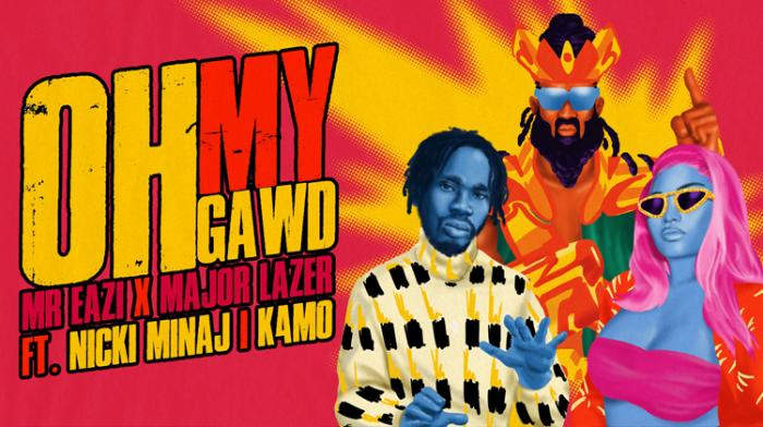 Oh My Gawd - le clip officiel de Major Lazer