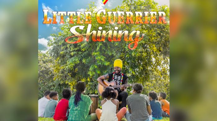 Little Guerrier : nouvel album Shining