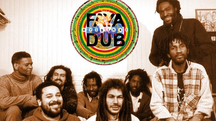 Faya Dub digitalise son album Irie Feeling