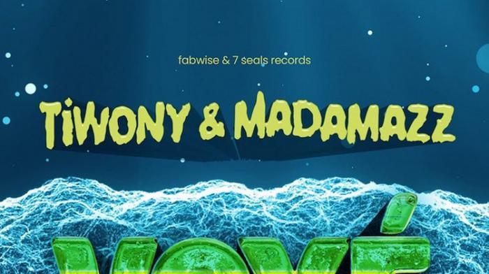 Tiwony X Madamazz - Voyé Dlo le clip