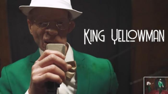 Yellowman sort le clip de Kiss Me Each Morning