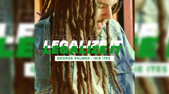 George Palmer et Irie Ites - Legalize It