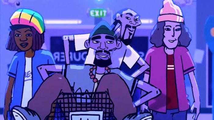 Blakkamoore ft Snoop Dog remixé par Olo ODG
