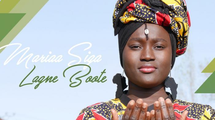 Mariaa Siga : nouveau single Lagne boote