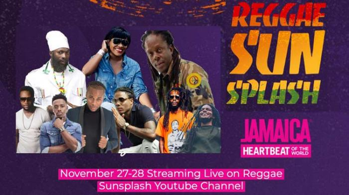 Reggae Sunsplash : le festival en virtuel et gratuit ce weekend