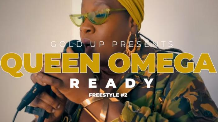 Queen Omega & Gold Up livrent l'excellent Ready