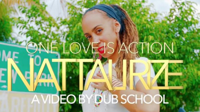 Nattali Rize : One Love is Action !