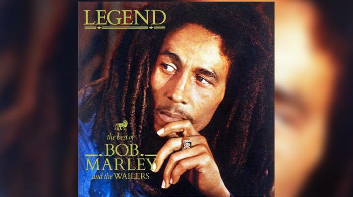 Legend de Bob Marley toujours au top des charts en 2020