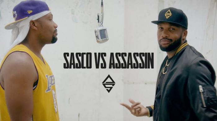Sasco VS Assassin le clip !
