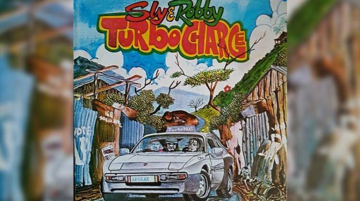 Sly & Robbie : réédition de l'album Turbo Charge