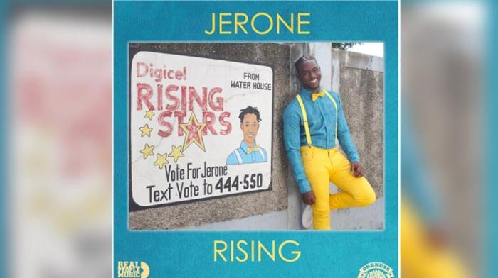 Jerone sort son premier EP : Rising