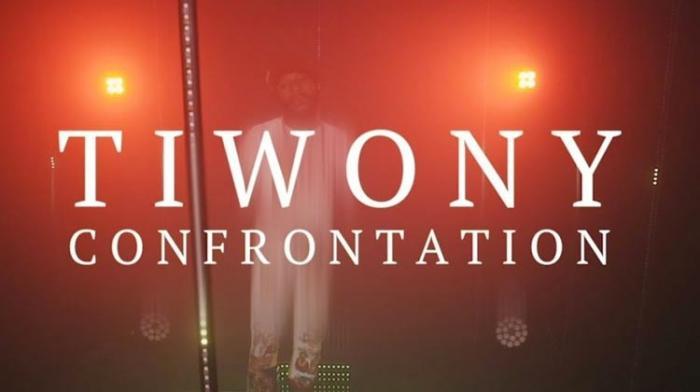 Tiwony - nouveau single 'Confrontation'