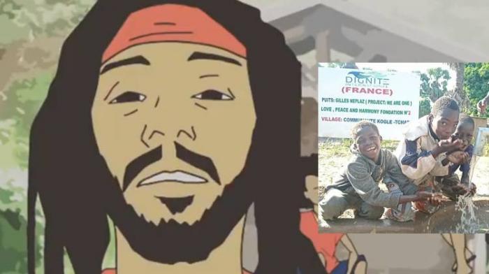 Straïka D s'engage pour le Tchad