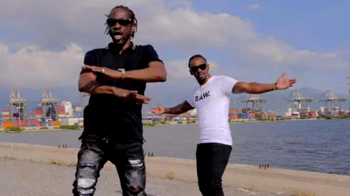 Bounty Killer & Christopher Martin 'No Gun A Rise'