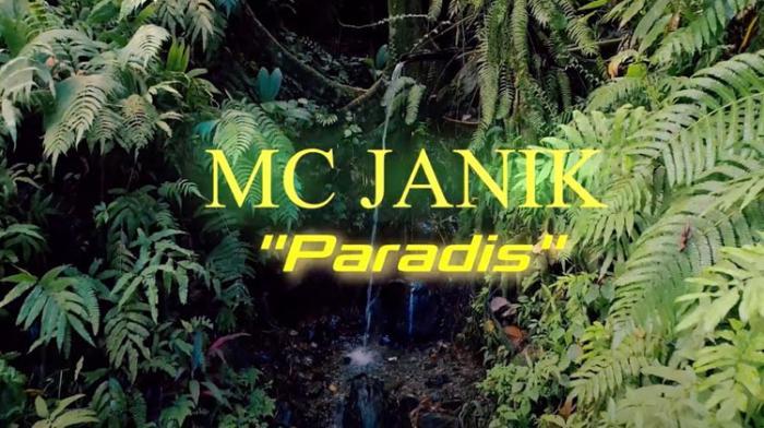 Janik 'Paradis' extrait du nouvel album