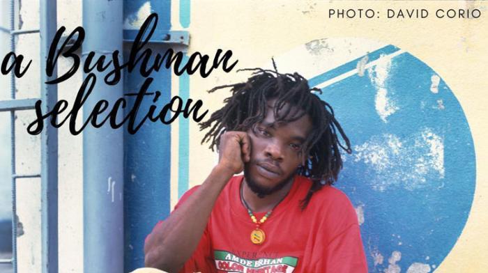 Bushman : la playlist de Judah Roger