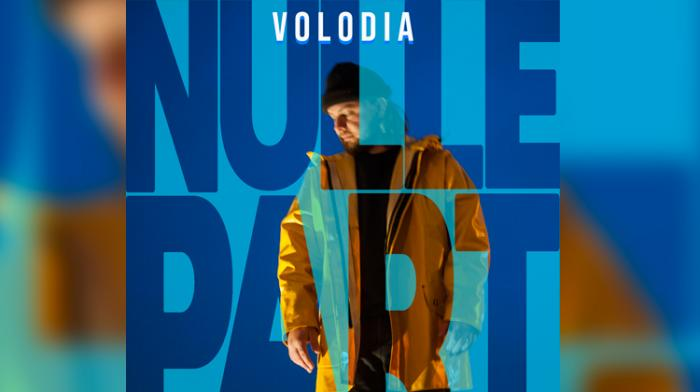 Volodia - nouveau single 'Nulle part'