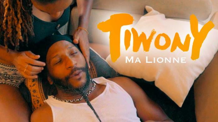 Tiwony - Ma lionne en avant première