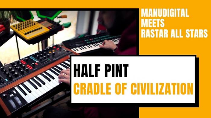 Manudigital feat. Half Pint !