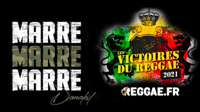 Marre de Danakil Single français de l'année