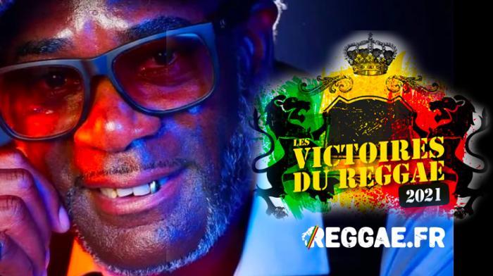 Daddy Yod : une Victoire du Reggae d'honneur