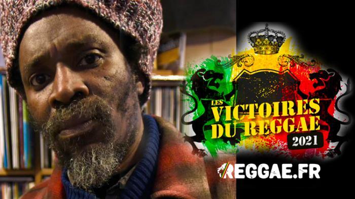 Pablo Master : une Victoire du Reggae d'honneur