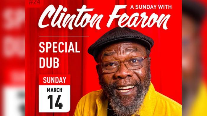 Exclu ! Clinton Fearon en streaming live sur Reggae.fr