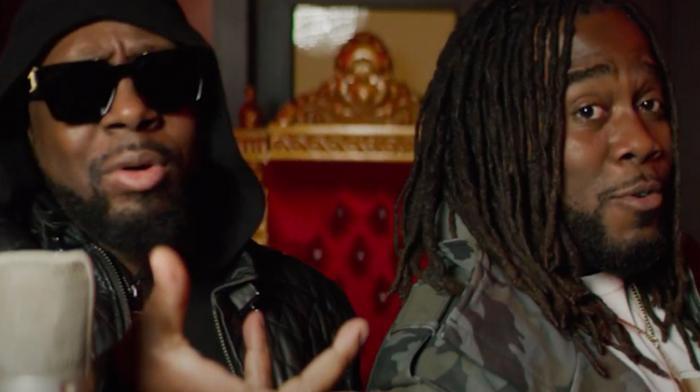 Jemere Morgan en feat. avec Wyclef Jean