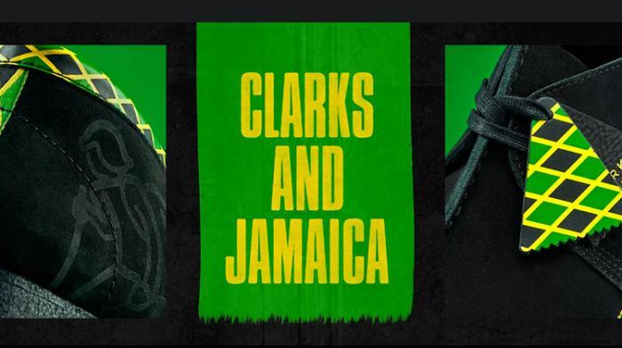 Clarks rend hommage à la Jamaïque - édition limitée