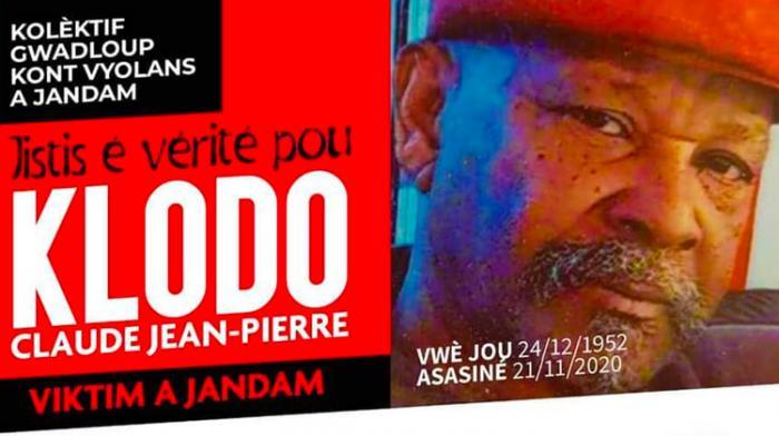 Mobilisation pour Klodo ce vendredi à Pointe-à-Pitre